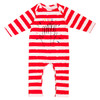 Jumpsuit, Red Stripes