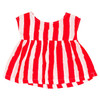 Tunic, Red Stripes