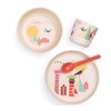 Kids Dish Set, Trees