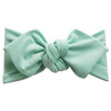 Top Knot Headband, Mint