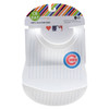 MLB Silicone Bib, Chicago Cubs