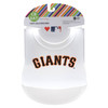 MLB Silicone Bib, San Francisco Giants