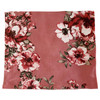 Jersey Stretch Swaddle, Dusty Rose Floral