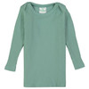 Long Sleeve Ribbed 2-Piece Outfit, Deep Sage