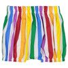 Bubble Shorts, Rainbow Stripe