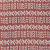 Muslin Changing Pad Cover, Dusty Mauve Mudcloth