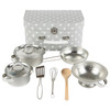 Cooking Box Set, Grey Stars