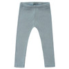 Rylee & Cru Ribbed Leggings, Dusty Blue