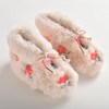 Chou Slippers, Cream