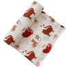 Muslin Swaddle, Cats