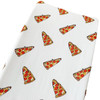 Muslin Changing Pad Cover, Pizza
