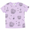 All Over Cat Sundae Tee, Lavender