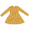 LS Bread Dress, Golden