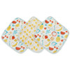 Wash Cloth Set, Cutie Fruits