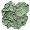 Organic Ribbed Stretch Swaddle 2-Pack, Sage & Camel