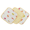 Wash Cloth Set, Ice Cream
