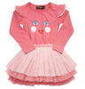 Rock Your Baby Doll Face Circus Dress