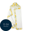 Baby Hooded Towel, Royal Garden