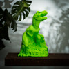 DinoRoar! Lamp Neon Green