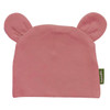Baby Bear Hat, Coral Pink