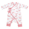 Coverall, Pink Whale