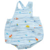Sunsuit, Sea Stripes