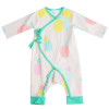 Coverall, Pastel Pineapples