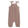 Taupe Tied Romper