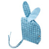 Oeuf Bunny Bonnet, Blue Check