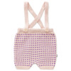 Oeuf Suspender Short, Dewberry