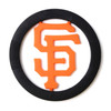 MLB Silicone Teether, San Francisco Giants