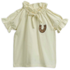 Mini Rodini Horseshoe Jersey Blouse