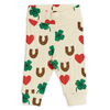 Mini Rodini Baby Leggings, Clover