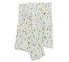 Luxe Muslin Swaddle, Cactus Floral