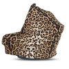 Covered Goods Multi-Use Car Seat Cover, Leopard