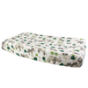 Muslin Changing Pad Cover, Jungle