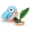 Crawling Birdie Teething Toy, Blue Birdy