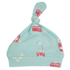 Knotted Beanie, Popcorn