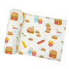 Bamboo Swaddle, Burger Joint