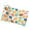 Bamboo Swaddle, Colorful Fall Leaves