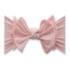 FAB-BOW-LOUS Bow, Rose Quartz