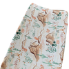 Muslin Changing Pad Cover, Desert