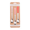 Baby Spoon Set of 3, Pinks