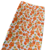 Muslin Changing Pad Cover, Poppies