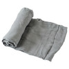 Deluxe Swaddle, Charcoal