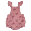 Beatrice Romper, Canyon Rose