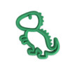 Silicone Baby Teether, Dino
