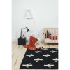 Cactus Stamp Rug, Small