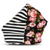 Covered Goods Multi Use Car Seat Cover, Floral Mismatch