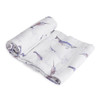 Muslin Swaddle, Narwhal